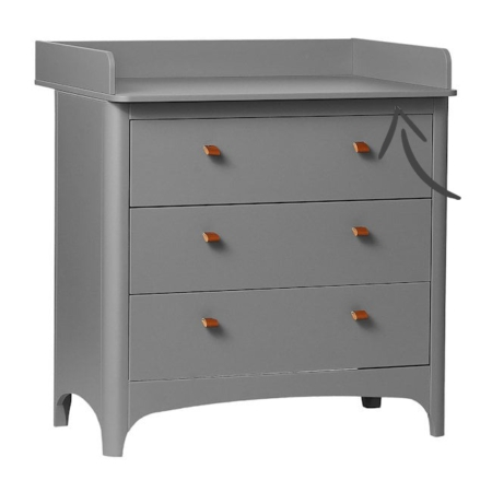 Leander Luna changing Unit grey