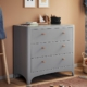 Leander Classic commode grey sfeer
