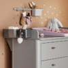 Leander Classic commode met changing unit grey sfeer1