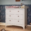 Leander Classic commode met changing unit white sfeer