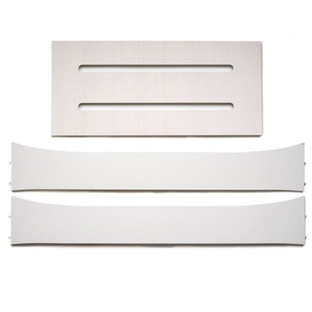 Leander Classic extension set ledikant white
