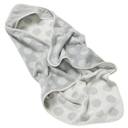 Leander Hoodie Cool Grey