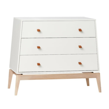 Leander Luna commode white
