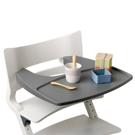Leander tray voor meegroeistoel grey
