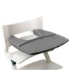 Leander tray voor meegroeistoel grey1