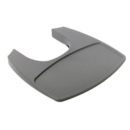 Leander tray voor meegroeistoel grey2