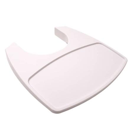 Leander tray voor meegroeistoel white1