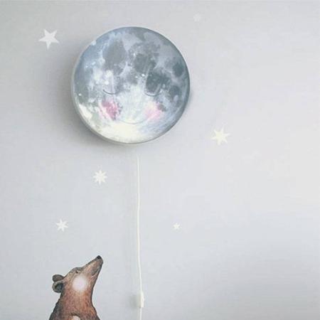 Hartendief muurstickers sterren wit sfeer