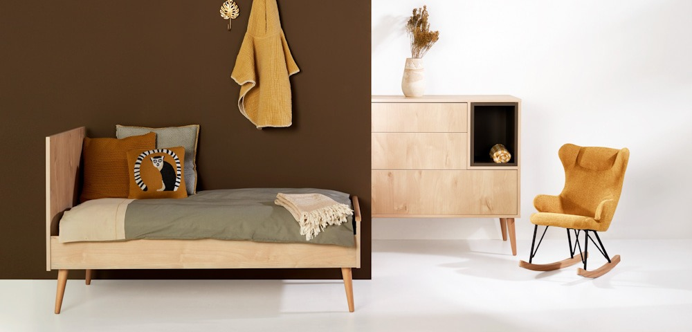 Quax Coccoon natural oak sfeer