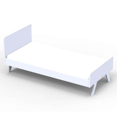Mathy by Bols bed Poeder Blauw