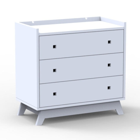 Mathy by Bols commode Poeder Blauw