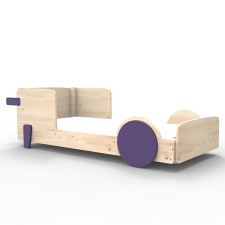 Mathy by Bols discovery bed enkel cuberdon violet
