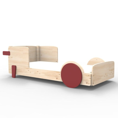 Mathy by Bols discovery bed enkel marsala