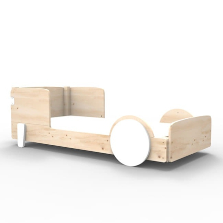 Mathy by Bols discovery bed enkel wit