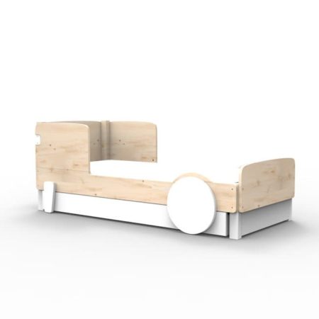 Mathy by Bols discovery bed enkel wit1