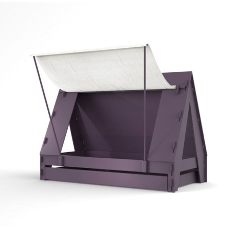 Mathy by Bols tentbed cuberdon violet
