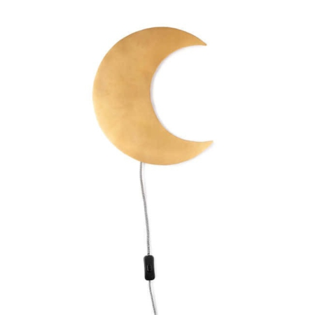 Kidsdepot wandlamp Barbo Maan