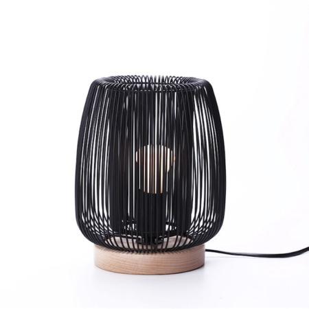 Kidsdepot Zazu tafellamp zwart