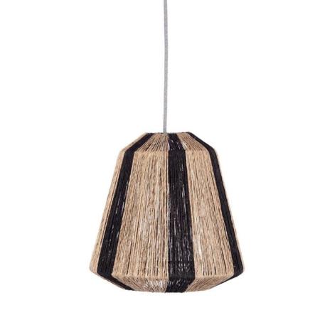 Kidsdepot hanglamp Ven - ZwartNaturel