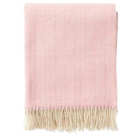 Klippan plaid Tippy Pink