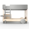 Mathy by Bols Discovery stapelbed cement grijs1