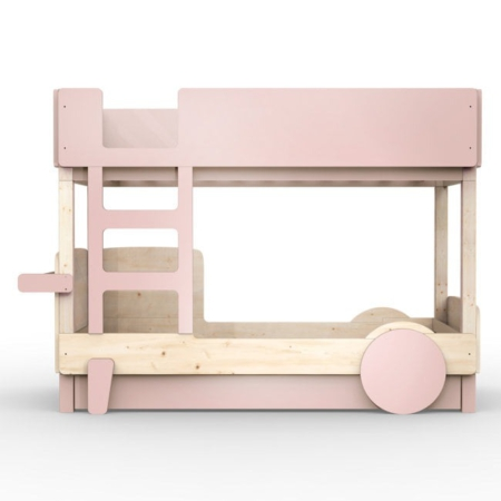 Mathy by Bols Discovery stapelbed winter roze1