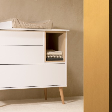 Quax Cocoon Ice White commode sfeer