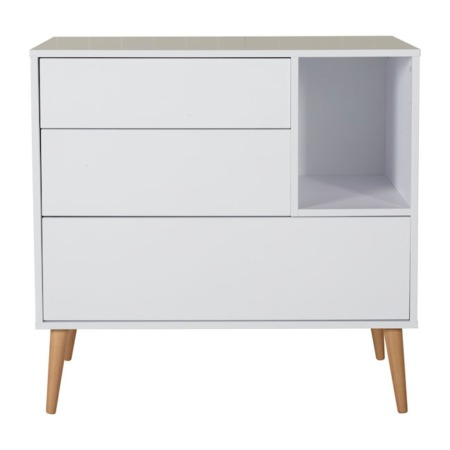 Quax commode Cocoon Ice White