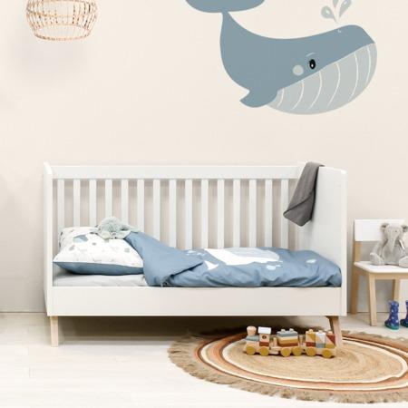 Bopita bed 70 x 140 Fenna wit sfeer