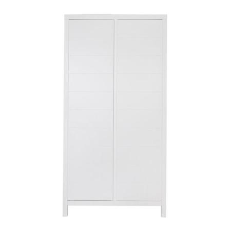 Quax Stripes 2-deurskast White