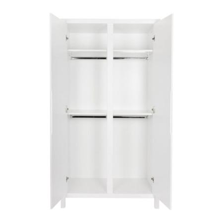 Quax Stripes 2-deurskast White1