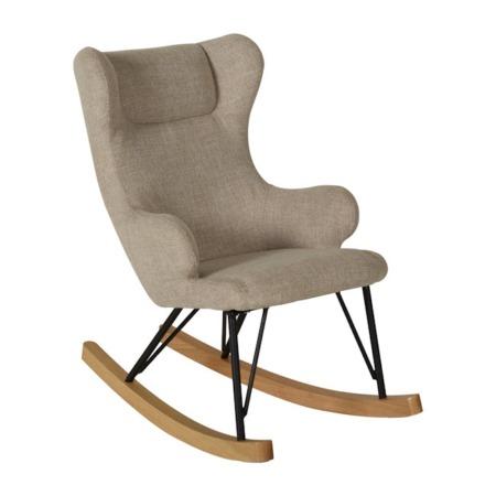 Quax kinderschommelstoel De Luxe Clay