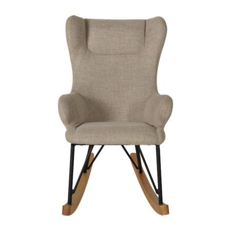 Quax kinderschommelstoel De Luxe Clay1