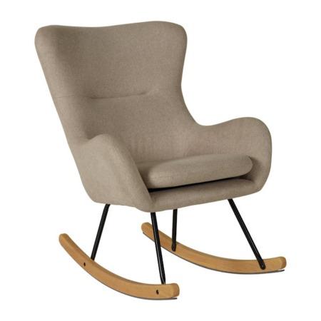 Quax schommelstoel Basic Desert
