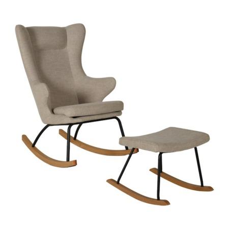 Quax schommelstoel De Luxe Clay2