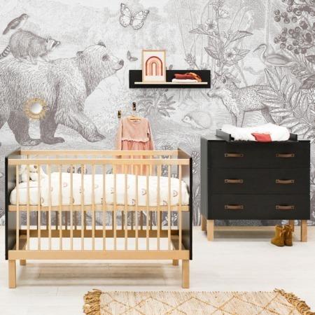 Bopita 2-delige babykamer Floris sfeer