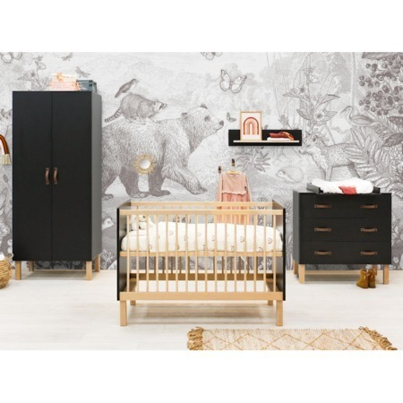 Bopita 3-delige babykamer Floris sfeer