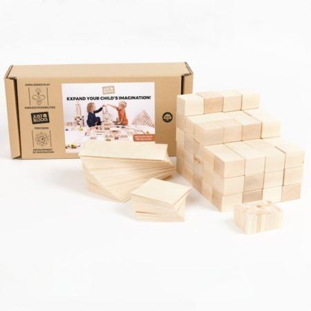 Just Blocks Medium pack