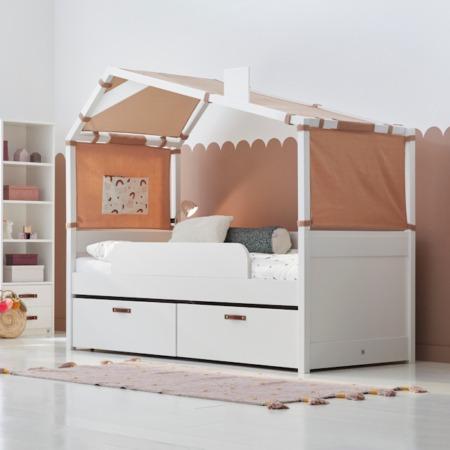 Lifetime Cool Kids bedbank inclusief laden en dak
