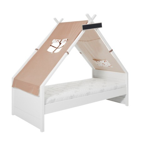 Lifetime Coolkids bed met tipi Rainbow