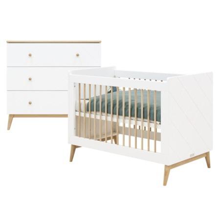 Bopita 2-delige babykamer Paris 60x120