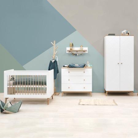 Bopita 3-delige babykamer Paris sfeer