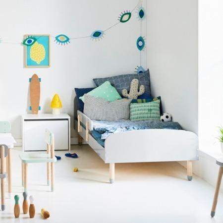 Flexa Dots bed wit sfeer