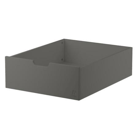 Sebra bedlade classic grey
