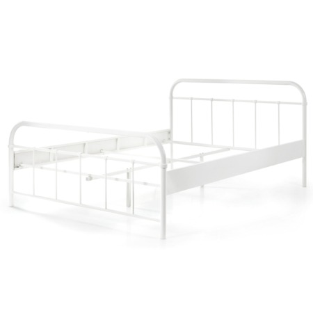 Vipack Boston bed 140x200 wit