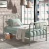 Vipack Bronxx bed mat olive green sfeer