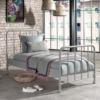 Vipack Bronxx bed mat rainy grey sfeer