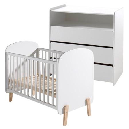 Vipack Kiddy 2-delige babykamer