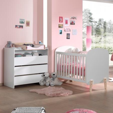 Vipack Kiddy 2-delige babykamer sfeer