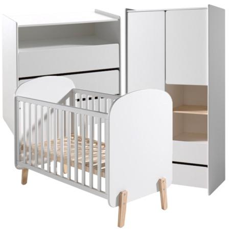 Vipack Kiddy 3-delige babykamer
